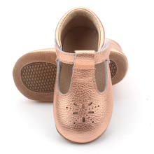 Bling Fancy Toddler Skor T-bar Girl Shoes