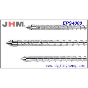 Tornillo de inyección EPS4000 (tornillo de nitruración)