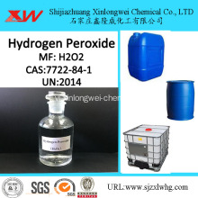 Hydrogen Peroxide Chứng nhận ISO / SGS