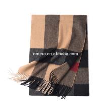 Hersteller der Inneren Mongolei Ort direkten Winter und Winter warme Plaid Schal SCI0035 gemischten Typ großen Schal