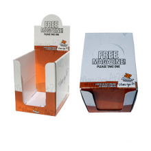 Cardboard Counter Pop Display Boxes