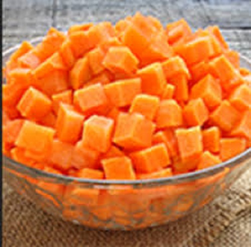 Low Price Frozen Diced Carrots