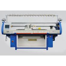 máquina de tricô têxtil informatizados multi-função
