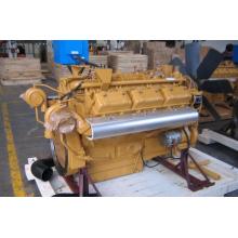 210KW /230KW 12V138Q Zylinder Gasmotor mit elektrischen Gouverneur