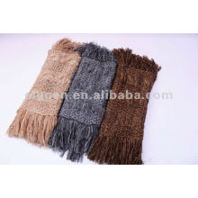 100%ACRYLIC KNITTED LARGE SCALE SNOOD