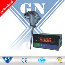 Monitor de temperatura multicanal