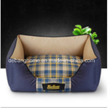 2015 Luxe Pet Dog Bed en gros lit confortable pour animaux de compagnie