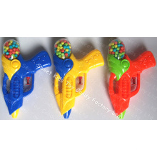 Super Water Pistol Toy Candy (120104)