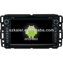 car dvd player for Android system GMC