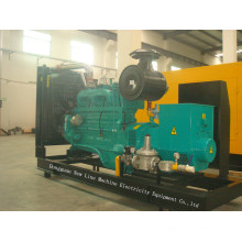 Генераторный агрегат газового двигателя Jichai (33кВА-1650кВА)