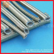 Résistance à la pression des tuyaux en PTFE tressés en acier inoxydable