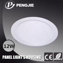 Alojamento excelente da luz de painel do diodo emissor de luz da aparência do Anti-Escapamento para interno