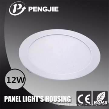 Anti-Leakage Excellent Appearance Panel LED Carcasa para interiores