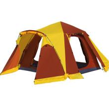 One Bedroom One Hall Plusieurs personnes Camping en plein air Double tente