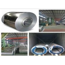 Bobine d'acier galvanisé creux à chaud de 0,25 mm (ASTM A653 DX51D)