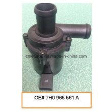 Brushless auxiliar / adicional de circulación de la bomba de agua OEM 7h0965561A