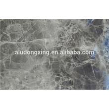 Diseño de patrón de mármol Aluminio de color laminado de aleación 1070