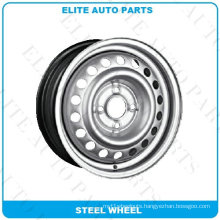 4X100 Snow Steel Wheel for Car