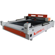 Aluminum/Metal/Stainless Steel Used Fiber Laser Cutter