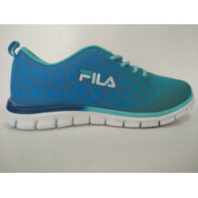 Ladies Light Bright Color Comfort Running Shoes