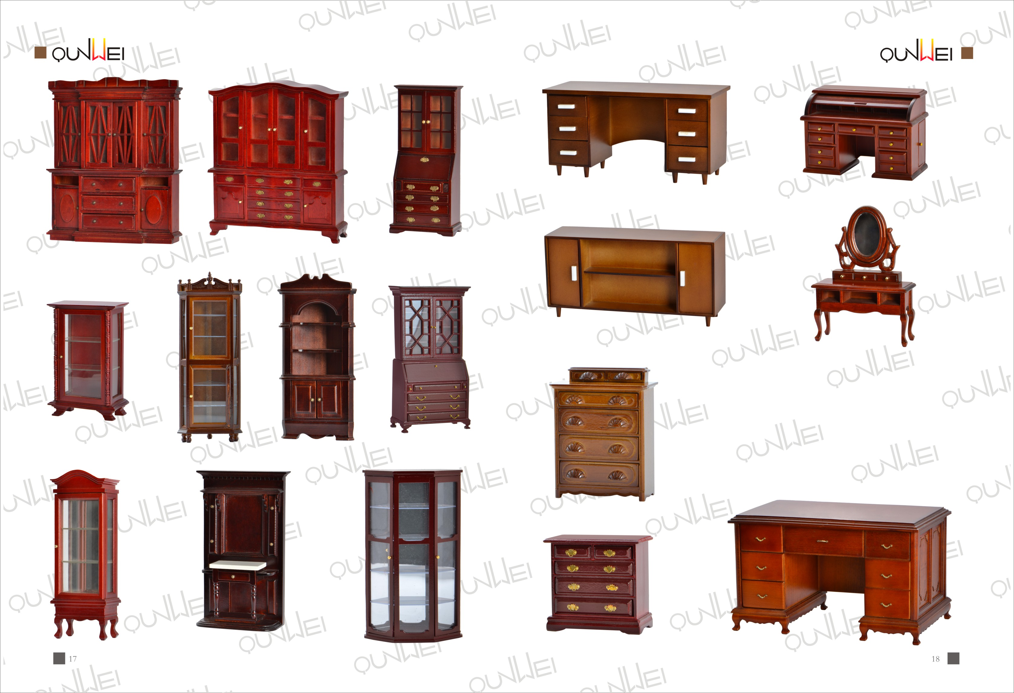 Dollhouse Furniture 6