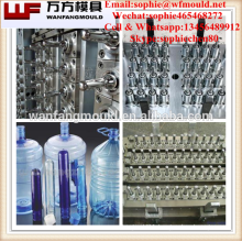 72 Cavities PET Preform Mold with Hot Runner/OEM Custom design 72 Cavities pin valve hot runner PET Preform mould