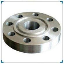 Flange de aço inoxidável, flange da junção do anel Ss304, flange Ss316