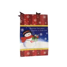 Caja de dulces de papel reciclado personalizado, 115 * 76 * 168 mm