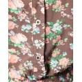 Fashion Printing Cotton Fabric Hot Wholesale Custom Girl Shirt and Blouse