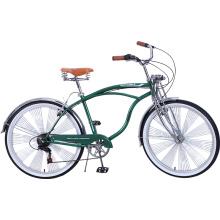 Springer Forks Bicicleta de crucero de playa de 26 '' (ANB12BC-08)