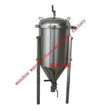 Glycol Jacketed Fermentation Tank