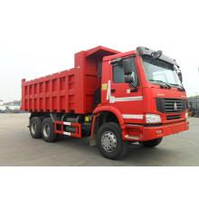 Camión de volquete del camión volquete de Sinotruk del camión volquete de 25T HOWO