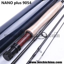 High Quality Nano Plus 9FT 4 Section 40t+46t Toray Carbon Fly Rod Blank