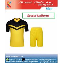 New football uniform soccer wear / football uniform / soccer wear