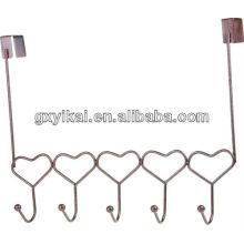 Porte-porte métallique solide et durable