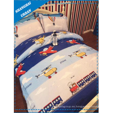 El avión de edredón de algodón de edredón de algodón (conjunto de la cubierta)