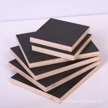 Hardwood Core 18mm Thickness Film Faced Contrachapado de alta calidad
