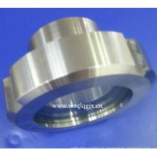 Stainless Steel DIN Union Sight Glass pour la transformation des aliments