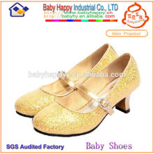 glitter beautiful high heels for kids