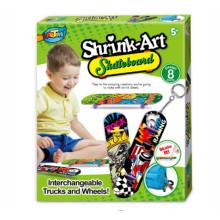 Popular no mercado kit de Plástico Arte artesanato diy para crianças