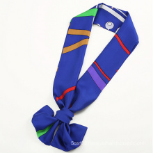 Silk Twill Decoration Tie Scarf Accessories Scarf