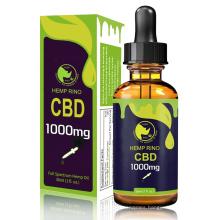 HOT Amazon Product  Full Spectrum Hemp CBD Oil  With Private Label