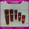 SRS free samples 15ml 30ml 50ml 80ml 120ml hair dye pump bottle