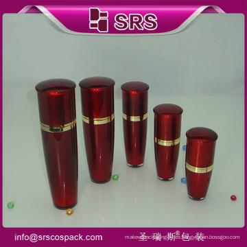 SRS muestras libres 15ml 30ml 50ml 80ml 120ml botella de la bomba del tinte del pelo