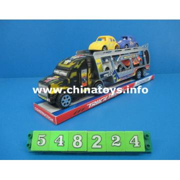 Remolque de fricción regalo de promoción de plástico juguetes de juguetes de camiones (548224)
