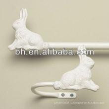 Кролик гибкий карниз, акриловые карнизы, карнизы для ребенка