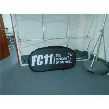 Pop up Frame Fabric Display Banner