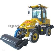 Plus récent !!! TDQS 1500A Subgrad Street Sweeper pour l'entretien des routes