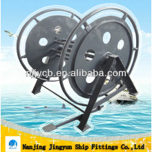 Bobina de alambre de fibra marina