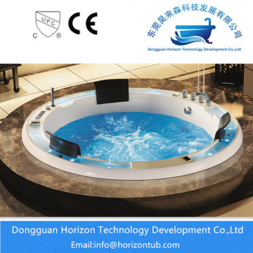 Jacuzzi drop-in round tub